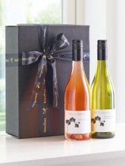 Wine Duo Rosé and White Gift Box