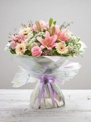 Mother's Day Cherish Hand-tied