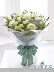 Country Living White Elegance Hand-tied